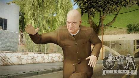 007 Legends Blofield для GTA San Andreas
