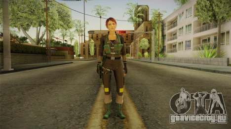 Dead Rising 2: Off The Record - Stacey Custom для GTA San Andreas второй скриншот