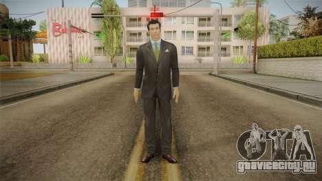 007 EON Bond Suit для GTA San Andreas второй скриншот