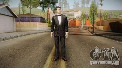 007 EON Bond Tuxedo для GTA San Andreas второй скриншот
