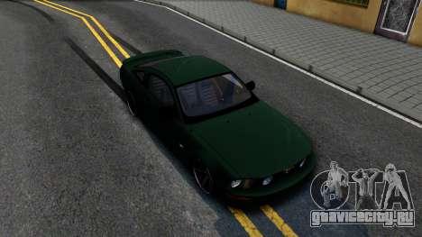 Ford Mustang GT 2009 для GTA San Andreas вид справа