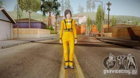 Mirrors Edge Catalyst - Faith (Prison) для GTA San Andreas второй скриншот