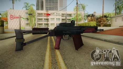 Battlefield 4 - Saiga-12K для GTA San Andreas второй скриншот