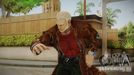 Marvel Heroes - Old Man Logan UV v2 для GTA San Andreas