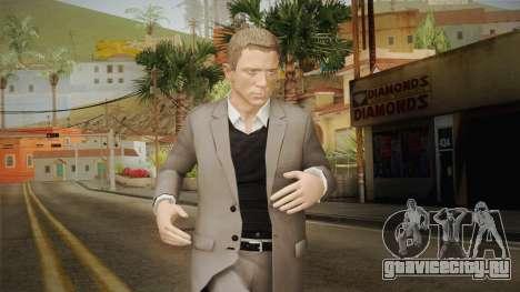 007 James Bond Daniel Craig Suit v2 для GTA San Andreas