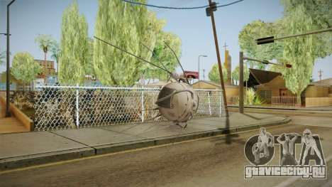 Fallout 4 - Eyebot для GTA San Andreas третий скриншот