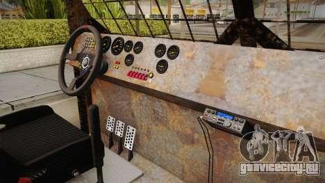 GTA 5 MTL Wastelander для GTA San Andreas вид сзади