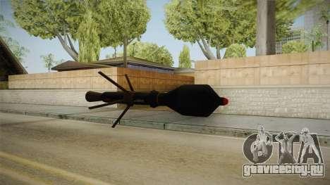 Blacklight: Retribution - RL2a для GTA San Andreas четвёртый скриншот