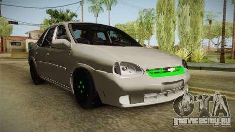 Chevrolet Corsa 1.4 для GTA San Andreas