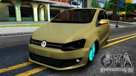 Volkswagen Fox для GTA San Andreas
