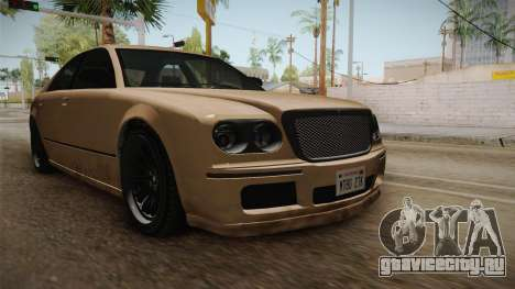 GTA 5 Enus Cognoscenti 55 SA Style для GTA San Andreas