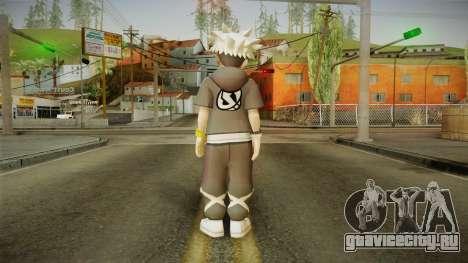 Pokémon Sun Moon - Guzma для GTA San Andreas