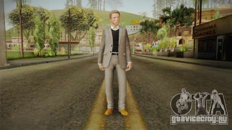 007 James Bond Daniel Craig Suit v2 для GTA San Andreas второй скриншот