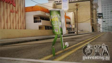 New Dnfolc2 для GTA San Andreas