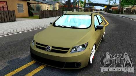 Volkswagen Gol G5 для GTA San Andreas
