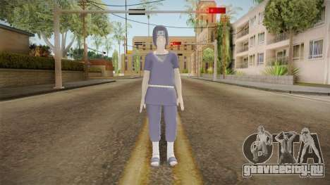 NUNS4 - Itachi Damaged для GTA San Andreas