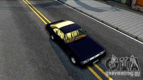 Chevrolet Opala 87 Diplomat Coupe для GTA San Andreas вид справа