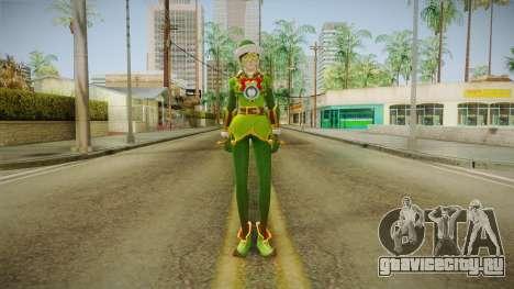 Overwatch - Tracer Jingle для GTA San Andreas