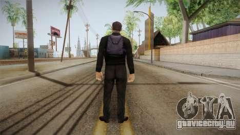 007 Sean Connery Stealth Suit для GTA San Andreas третий скриншот