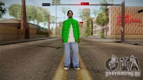 Новый Fam2 для GTA San Andreas второй скриншот