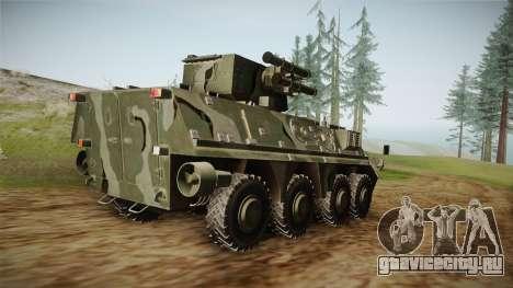 БТР-4Е для GTA San Andreas вид справа