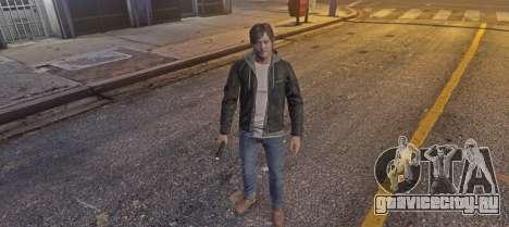 Norman Reedus from Silent Hills для GTA 5 третий скриншот