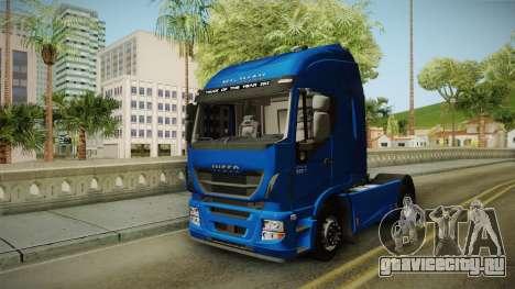 Iveco Stralis Hi-Way 560 E6 4x2 v3.2 для GTA San Andreas