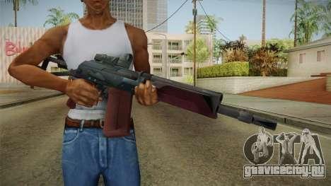 Battlefield 4 - Saiga-12K для GTA San Andreas третий скриншот