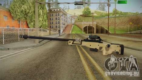 Battlefield 4 - L96 для GTA San Andreas