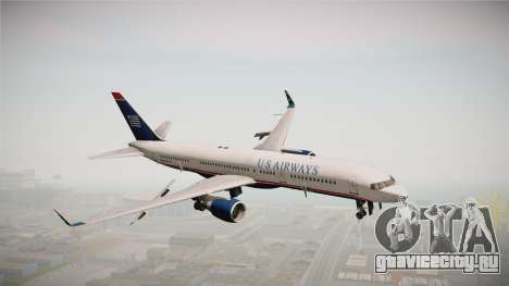 Boeing 757-200 US Airways для GTA San Andreas