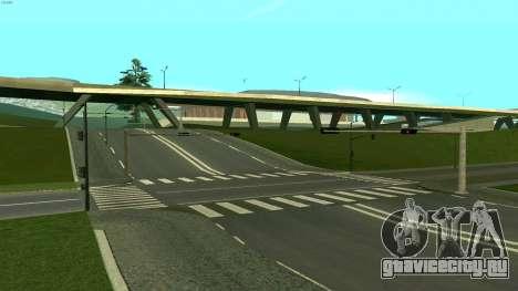 Русские дороги для GTA San Andreas одинадцатый скриншот