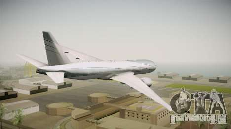 Boeing 777-2KQ VP-CAL Aviation Link для GTA San Andreas вид справа