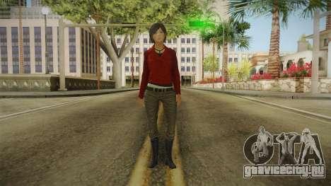 Uncharted 3 - Chloe Frazer для GTA San Andreas второй скриншот