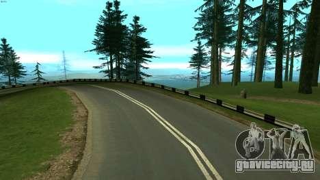 Русские дороги для GTA San Andreas десятый скриншот