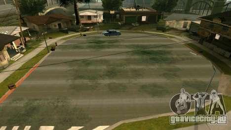 Русские дороги для GTA San Andreas второй скриншот