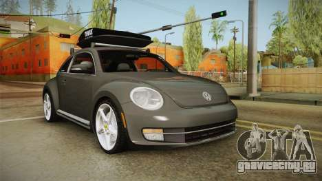 Volkswagen Beetle 2013 Daily Car для GTA San Andreas