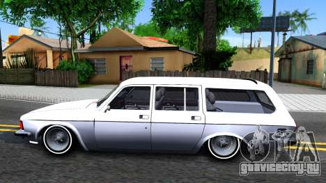 ГАЗ 310221 Facelift 3102 для GTA San Andreas вид слева