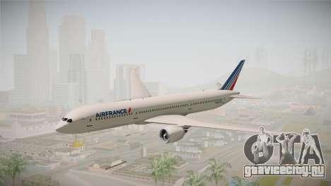 Boeing 787 Air France для GTA San Andreas