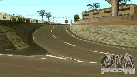 Русские дороги для GTA San Andreas пятый скриншот