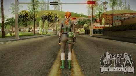 Dead Rising 2: Off The Record - Stacey Custom для GTA San Andreas третий скриншот