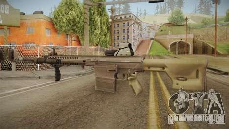 Battlefield 4 - SR338 для GTA San Andreas второй скриншот