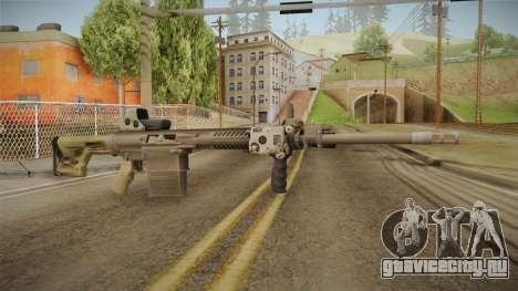 Battlefield 4 - SR338 для GTA San Andreas