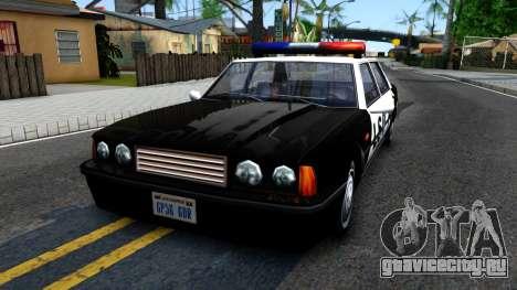 Vincent Cop для GTA San Andreas