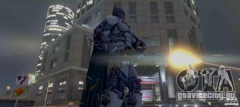 Batman XE Batsuit для GTA 5