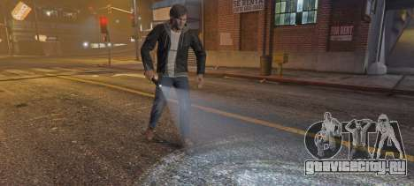 Norman Reedus from Silent Hills для GTA 5