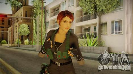 Dead Rising 2: Off The Record - Stacey Custom для GTA San Andreas