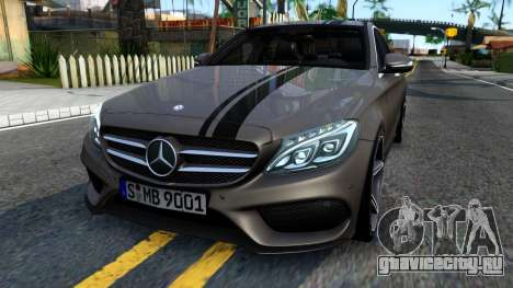 Mercedes-Benz C250 AMG Edition для GTA San Andreas