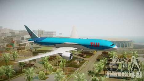 Boeing 787 TUI Airlines для GTA San Andreas