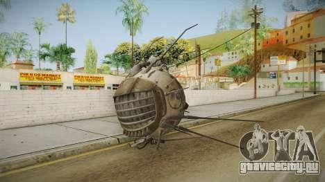 Fallout 4 - Eyebot для GTA San Andreas