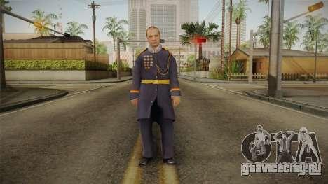 007 Goldeneye Ourumov для GTA San Andreas второй скриншот